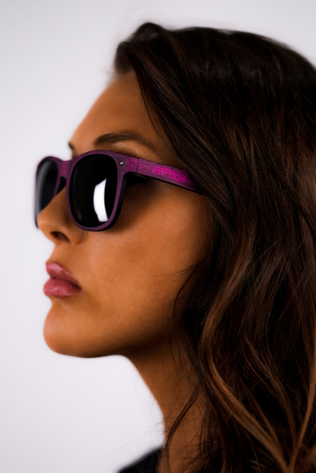 Pink B10xB Polarized Sunglasses