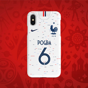 France Away - World Cup 2018 Russia Jersey Series Phone Case