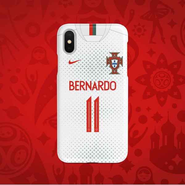 Portugal Away - World Cup 2018 Russia Jersey Series Phone Case