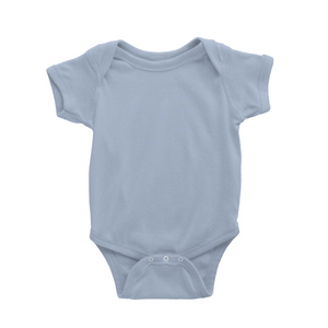 Full Combed Cotton Envelope Sleeve Baby Romper