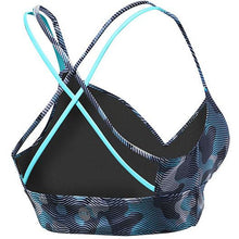 TYR WOMEN'S GREY/MINT LAVARE BROOKE BRALETTE