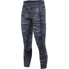 TYR WOMEN'S BLACK ARVADA 3/4 KALANI TIGHT