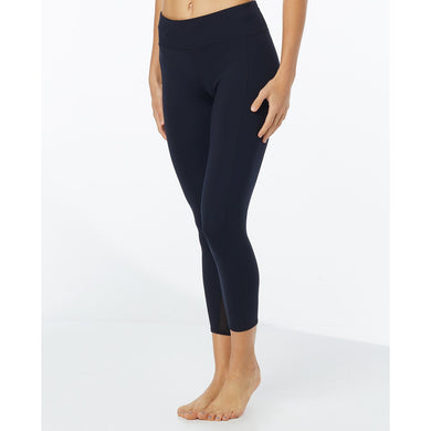 TYR WOMEN'S BLACK 3/4 KALANI TIGHT