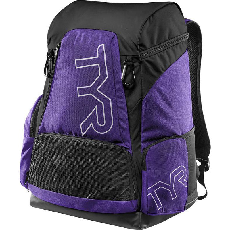 TYR PURPLE/BLACK ALLIANCE 45L BACKPACK
