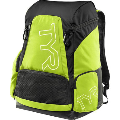 TYR YELLOW/BLACK ALLIANCE 45L BACKPACK