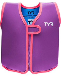 TYR PURPLE PROGRESSIVE SWIM AID