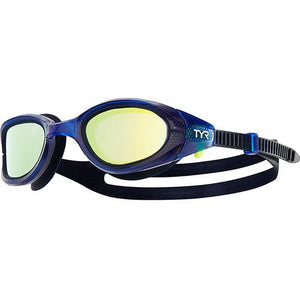 TYR GOLD/NAVY SPECIAL OPS 3.0 POLARIZED GOGGLE