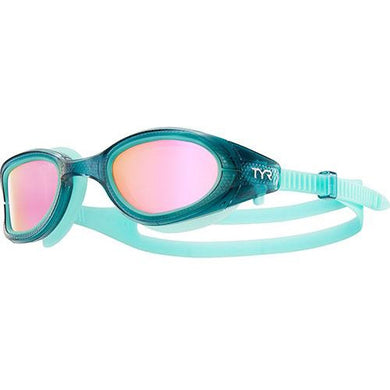 TYR GREY/MINT SPECIAL OPS 3.0 FEMME POLARIZED GOGGLE