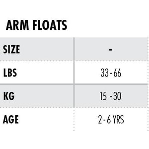 TYR PINK KIDS' SOFT ARM FLOATS