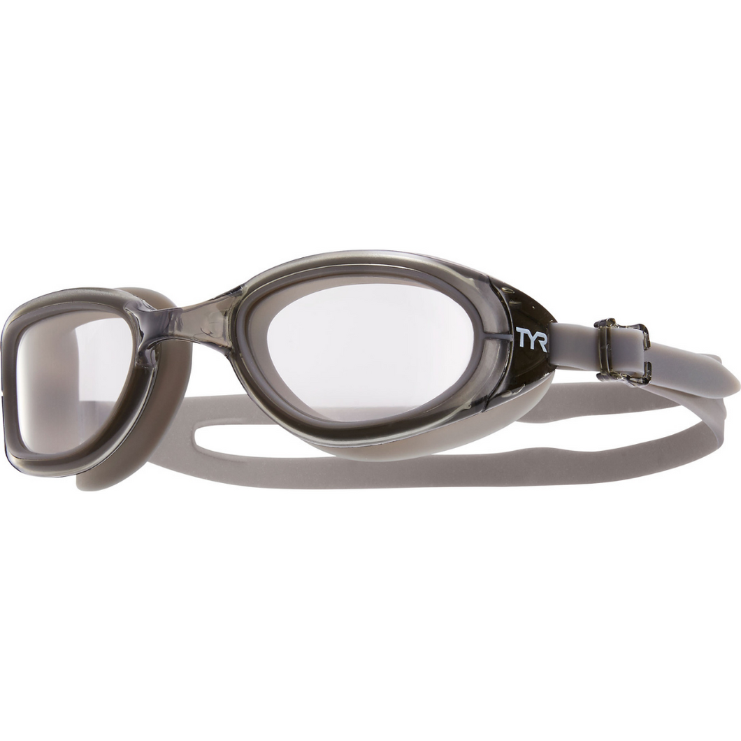 TYR CLEAR/GREY/GREY SPECIAL OPS 2.0 TRANSITION GOGGLE
