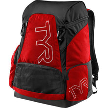 TYR RED/BLACK ALLIANCE 45L BACKPACK