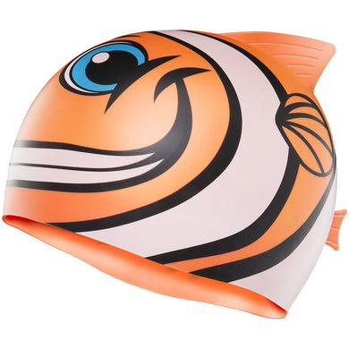 TYR ORANGE CHARACTYRS HAPPY FISH CAP