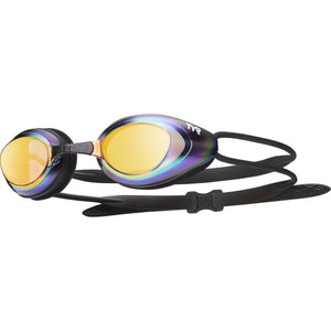 TYR GOLD/RAIN/BLK BLACKHAWK RACING MIRRORED GOGGLE