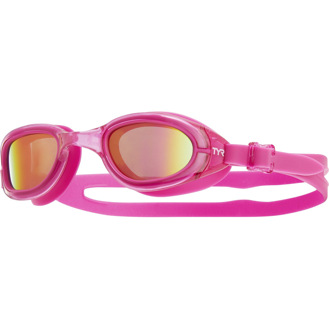 TYR PINK SPECIAL OPS 2.0 JR POLARIZED GOGGLE