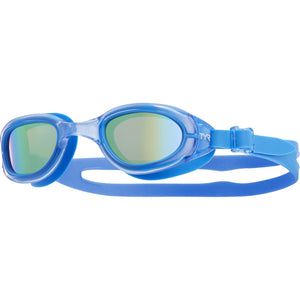 TYR GOLD/BLUE SPECIAL OPS 2.0 JR POLARIZED GOGGLE