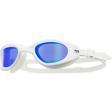 TYR BLUE/WHITE SPECIAL OPS 2.0 POLARIZED GOGGLE