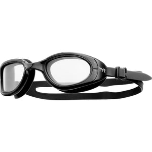 TYR CLEAR/BLK/BLK SPECIAL OPS 2.0 TRANSITION GOGGLE