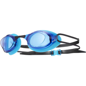TYR BLUE/BLK STEALTH RACING GOGGLE