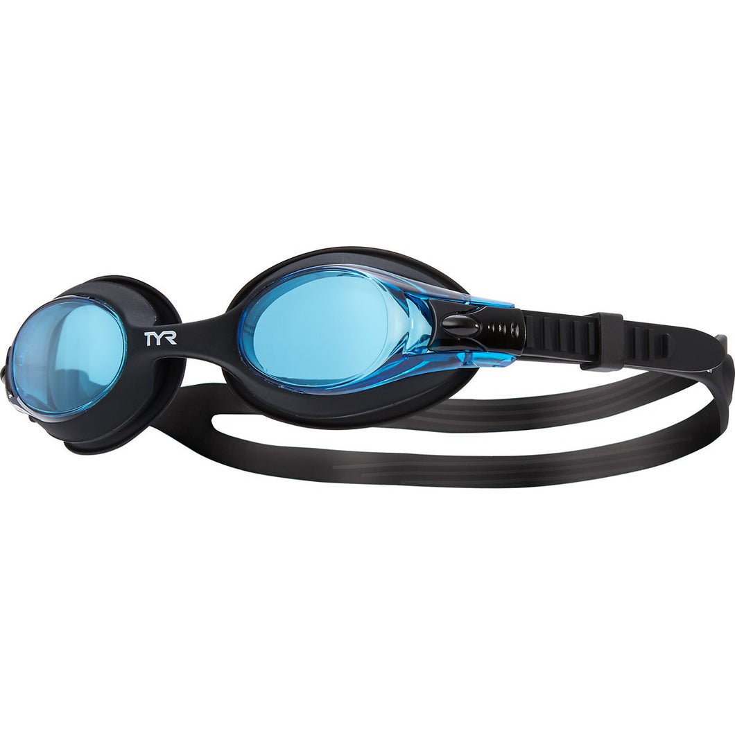 TYR BLUE/BLACK SWIMPLE KIDS GOGGLE