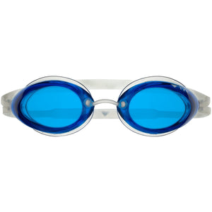 TYR BLUE/CLEAR TRACER RACING GOGGLE