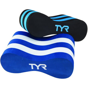 TYR BLUE/WHITE CLASSIC JUNIOR PULL FLOAT
