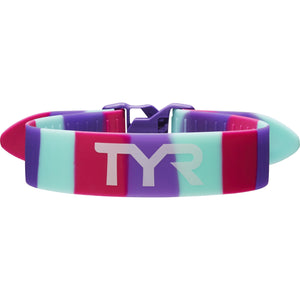 TYR PINK/PURPLE/MINT RALLY TRAINING STRAP