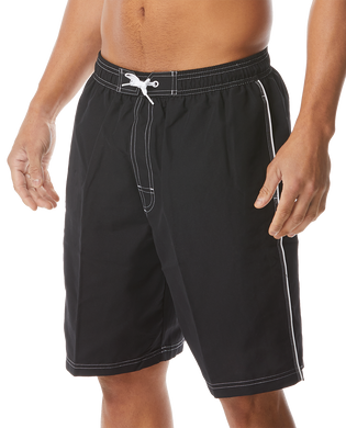 TYR MEN'S BLACK CHALLENGER SWIM SHORT