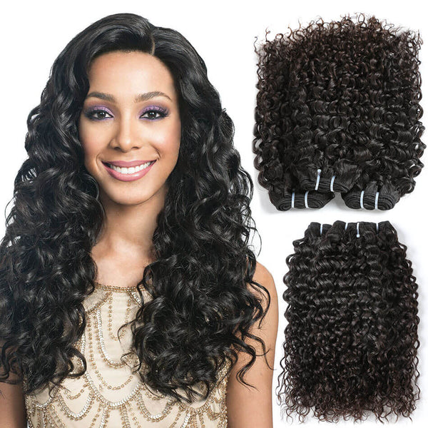 water wave hair extensions