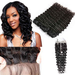 wavy weave with closure