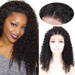 curly u part lace wigs
