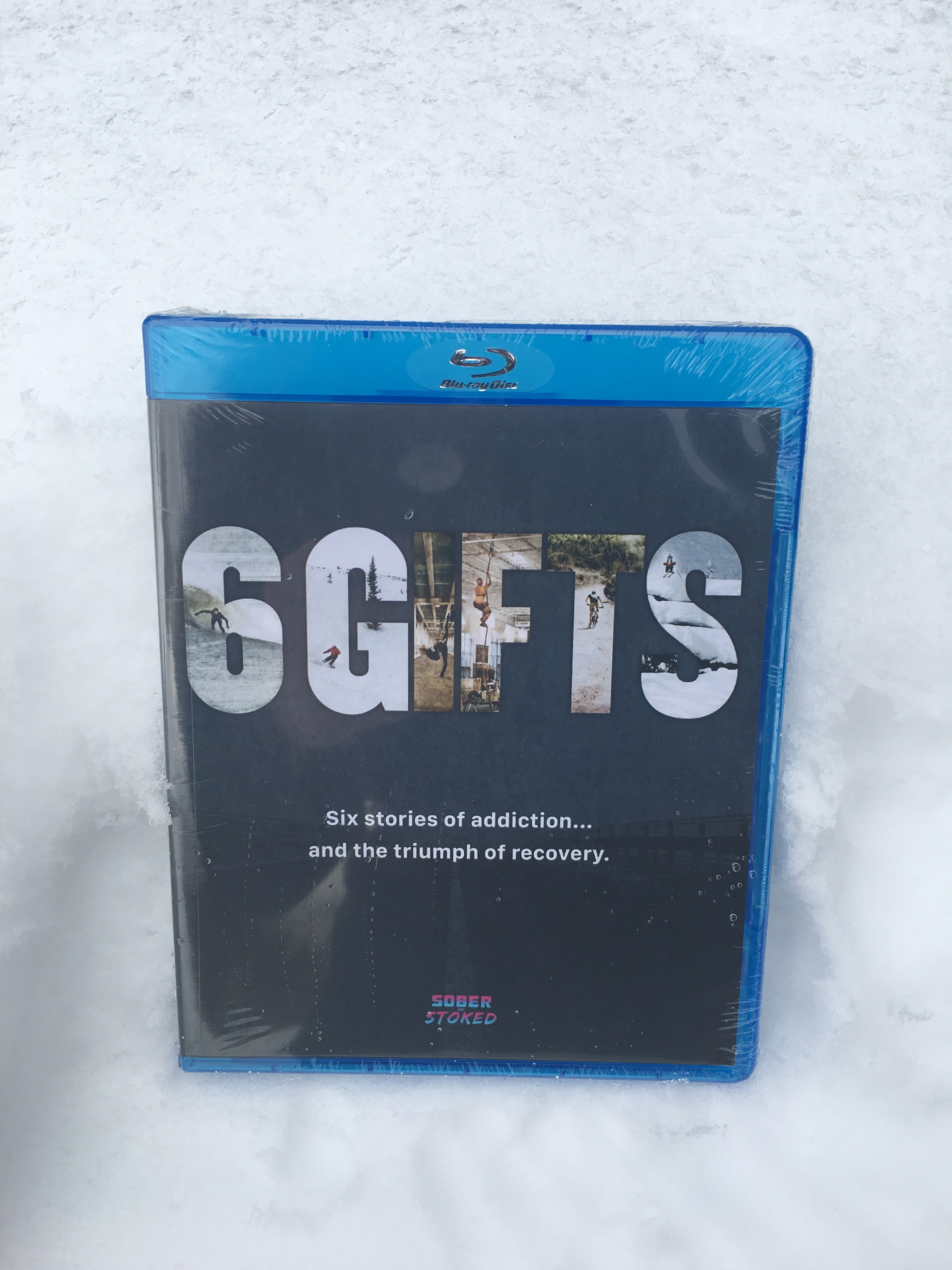 '6 Gifts' Blu Ray