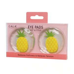 HOT & COLD EYE PADS (PINEAPPLE)
