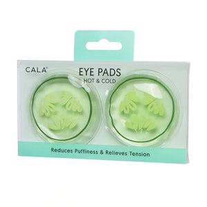 HOT & COLD EYE PADS (CUCUMBER)