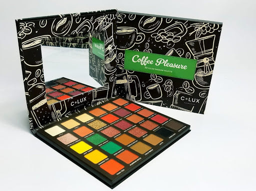 Coffee Pleasure Eye Shadow Palette