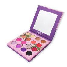 Load image into Gallery viewer, GIRLS JUST WANNA HAVE SUN  EYESHADOW PALETTE x 3D MINK LASHES