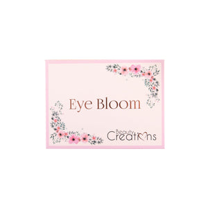 "FLORAL BLOOM ""EYE BLOOM"""
