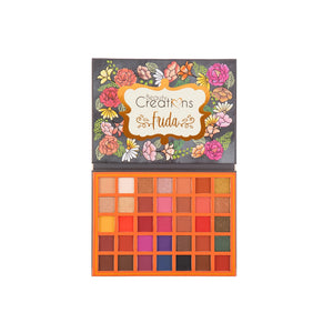 Frida 35 Color Eyeshadow Palette