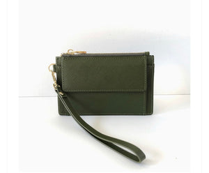 MIGHTY MINI WALLET-OLIVE