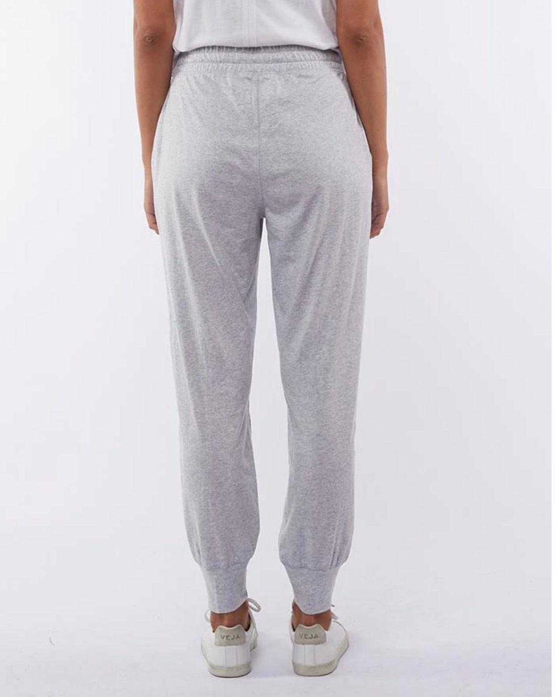 NEW WASHOUT PANT GREY MARLE
