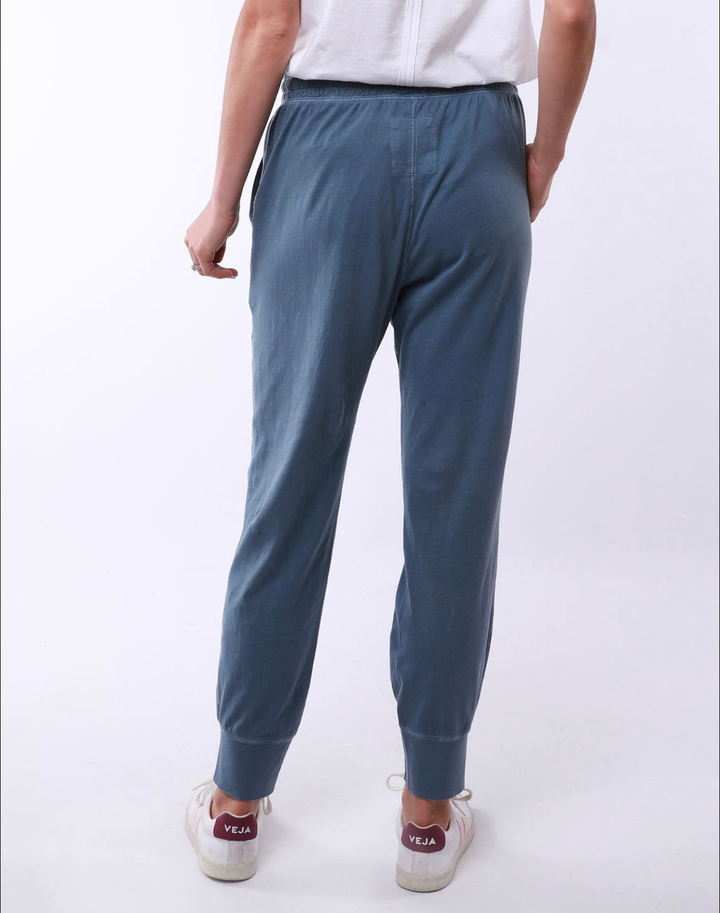 NEW WASHOUT PANT-INDIGO