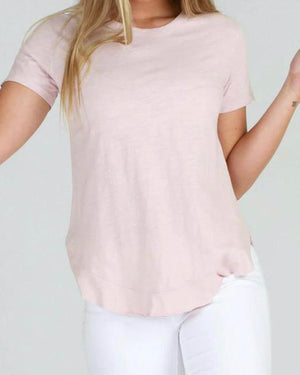 PADDINGTON TEE-BLUSH MARLE