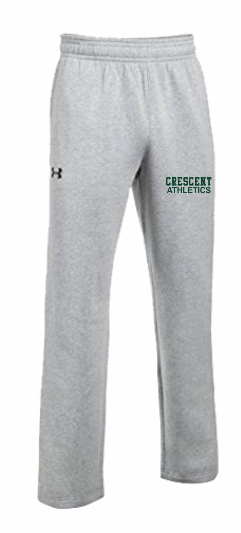 Youth Under Armour Grey Athletic Sweatpants