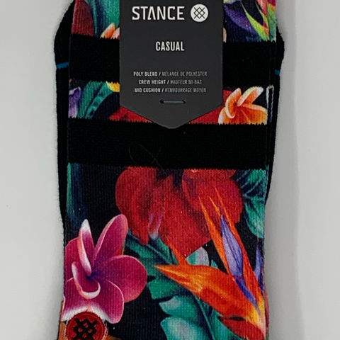 Stance, Floral Sublimated Sock