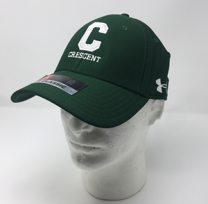 Cap, Green Under Armour Blitzing Team