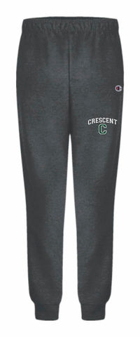 """NEW"" Champion Charcoal Adult Jogger"