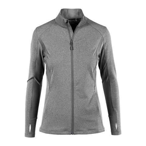 Women's Crescent Branded Levelwear, Alyssa Full-Zip