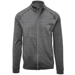 NEW Crescent Branded Levelwear, Men's Nitro Full Zip Mid-Layer