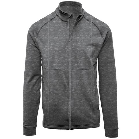 Crescent Branded Levelwear, Men's Nitro Full Zip Mid-Layer