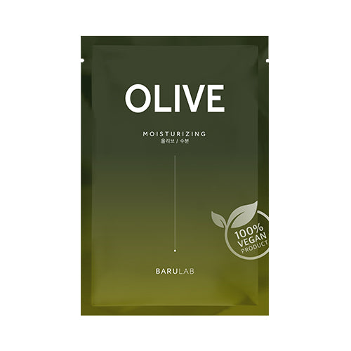 [BARULAB] The Clean Vegan OLIVE Mask