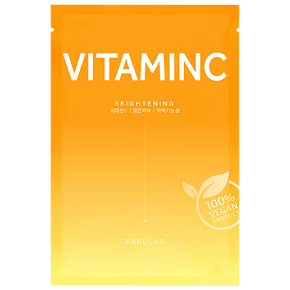 [BARULAB] The Clean Vegan VITAMIN C Mask